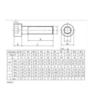 din-912-screw